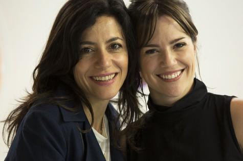 Marina Person e Natália Lage (Foto: Divulgação)
