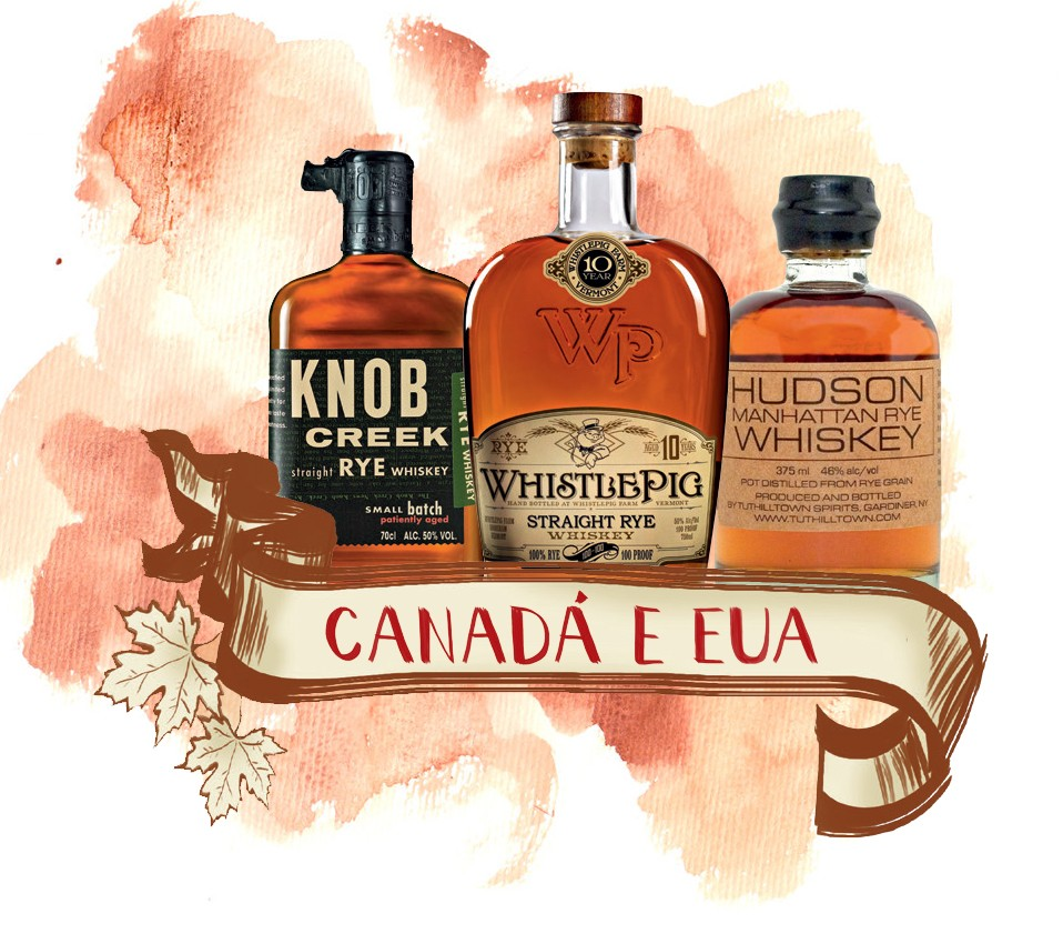 Whisky: as diferenças entre scotch, bourbon, rye, irish whiskey e uísque japonês