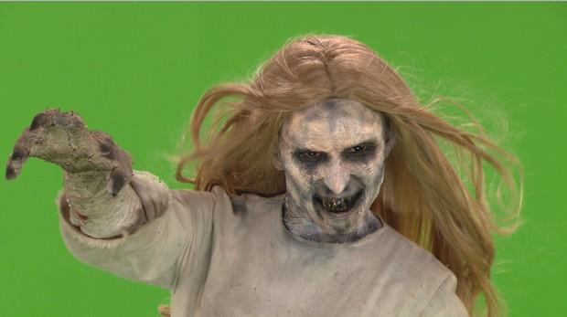 Menina Fantasma completa 4 anos e ganha nova produção no Programa Silvio Santos (Foto: Divulgação/SBT)