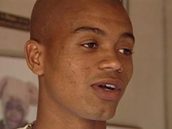 Renato foi preso na manhã desta sexta-feira (Foto: Reprodução TV Globo)