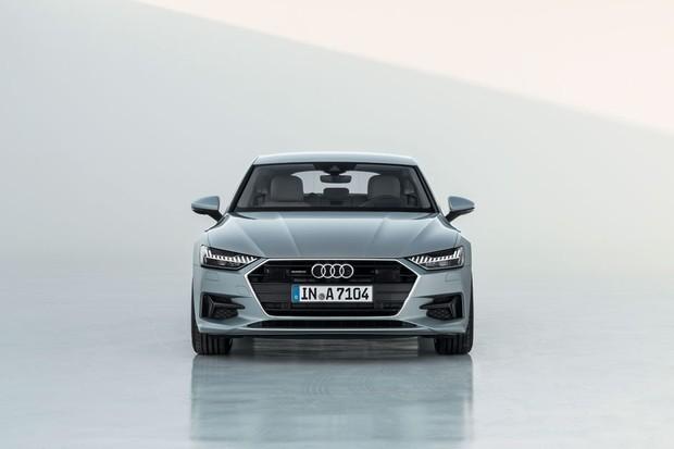 Novo Audi A 7  (Foto: Divulgação )