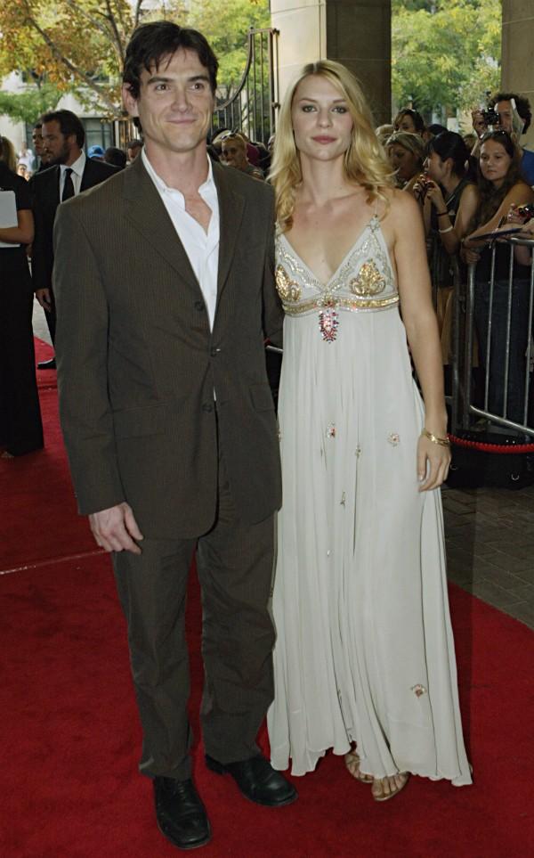 A atriz Claire Danes e o ator Billy Crudup (Foto: Getty Images)