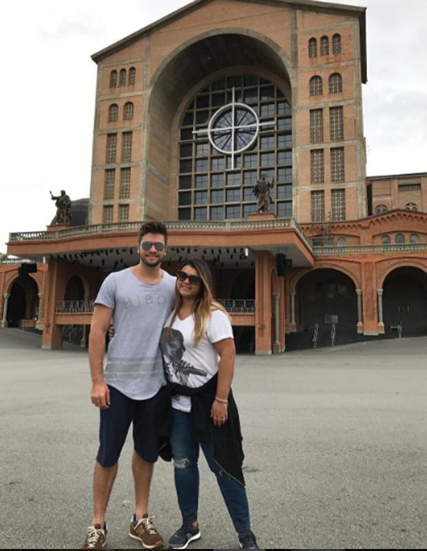 Preta Gil e o marido, Rodrigo Godoy (Foto: Reprodução/Instagram)