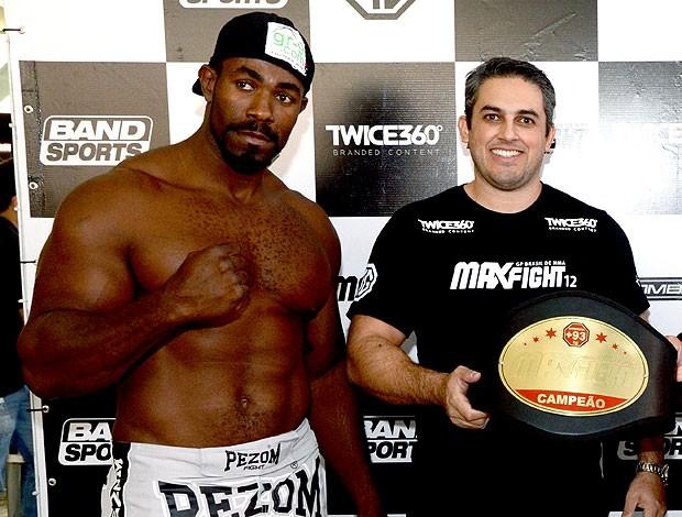 Gerônimo Mondragon UFC lutador (Foto: Divulgação)