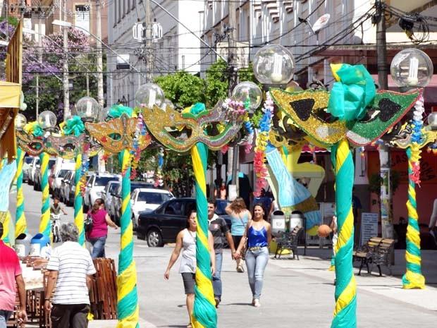 Carnaval de Caxambu tem folia na rua e bailes tradicionais (Foto: Prefeitura Municipal de Caxambu)