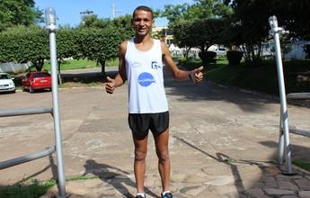 Pela 3ª vez, Wendel Jerônimo é o melhor atleta de MT na Corrida de Reis