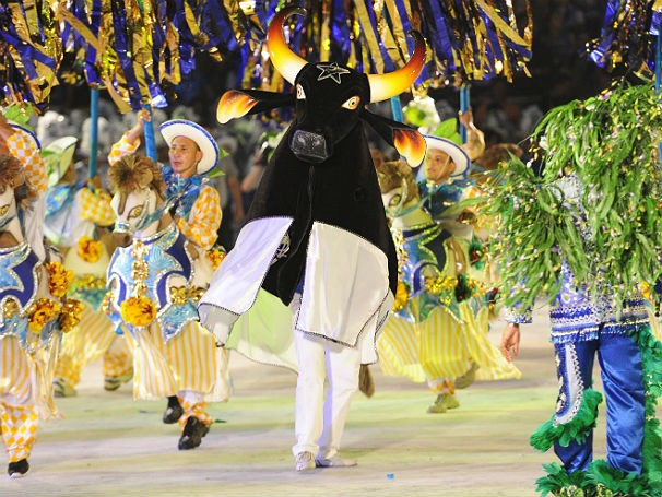 As festas populares de boi (Foto: Divulgação)