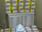 Homem é preso com remédios sem nota fiscal na BR-452 em Araxá
