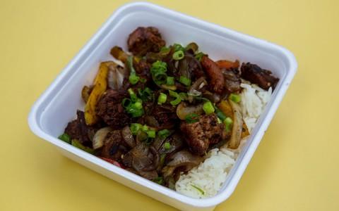 Aprenda a fazer wock asiático
