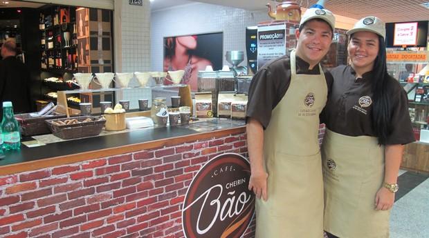 Franquia da Cheirin Bão está em promoção: R$ 60 mil Foto:  (Foto: Ana Clara Veloso)