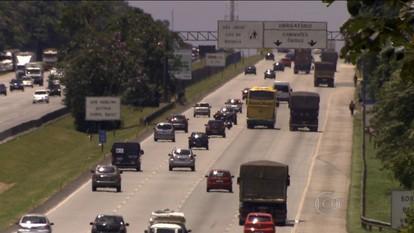 Acidentes caem nas rodovias de São Paulo nos últimos anos