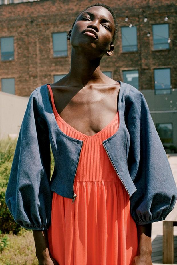 MARA HOFFMAN (NOVA YORK): Feminista e sustentável, a grife fomenta hábitos de consumo conscientes e encoraja as clientes a reavaliarem a relação que a sociedade tem com a roupa (Foto: Guilherme Nabhan e Divulgação)