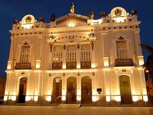 Teatro Alberto Maranhão (Foto: Secretaria Estadual de Cultura/Divulgação)