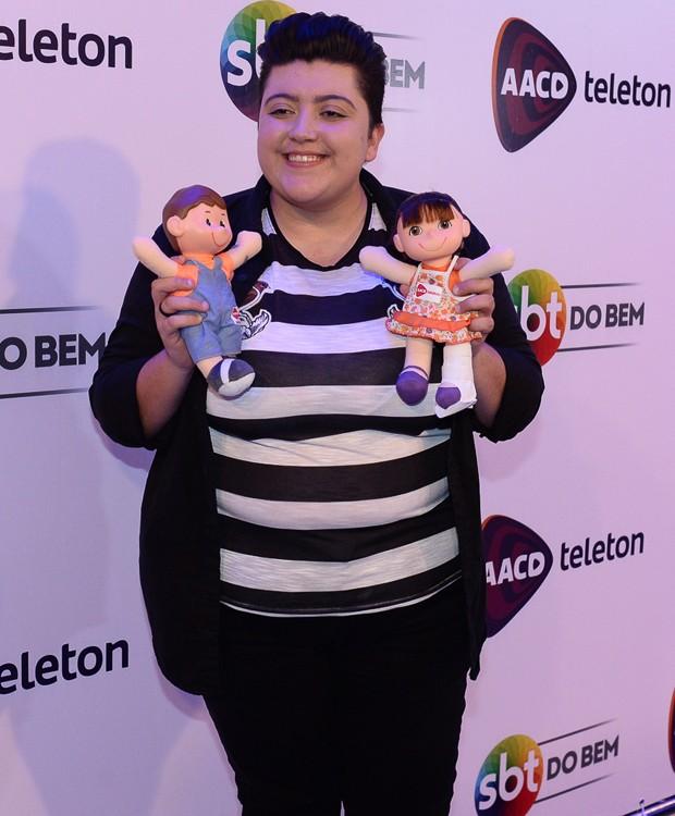 Ana Vilela (Foto: Francisco Cepeda/AgNews)