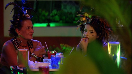 Emilly sente pena de Marcos e Ieda comenta: 'Não merece nem que olhe para ele'