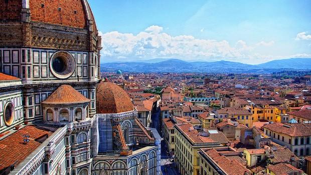 Florença, Itália (Foto: Fickr @Adam Smok)