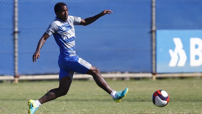Miller Bolaños atacante Grêmio (Foto: Lucas Uebel/Grêmio/Divulgação)