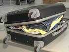 Empresário é dono de malas achadas em rodoviária com arma, diz polícia