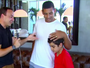 Diego Souza emociona filho ao ser convocado e agora sonha com Copa