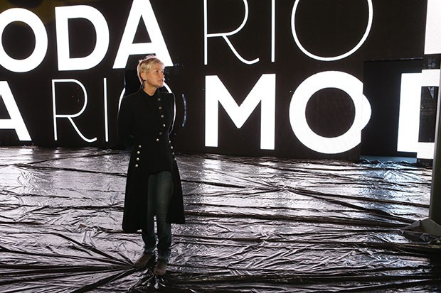 Xuxa no Rio Moda Rio (Foto: Giane Carvalho)