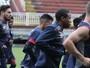 """Moldado pelo Fla, Everton Silva crê em melhora: """"Sei viver na pressão"""""""