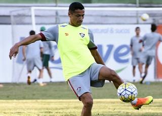 cícero fluminense laranjeiras (Foto: Mailson Santana / FluminenseFC)