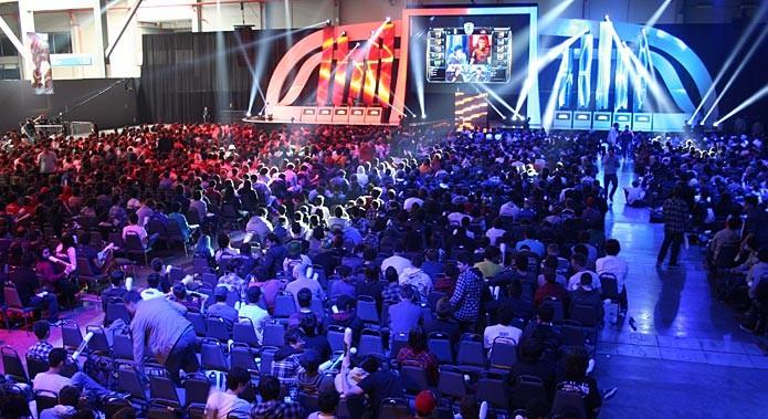 League of Legends reúne grande público em Porto Alegre (Foto: Felipe Vinha)