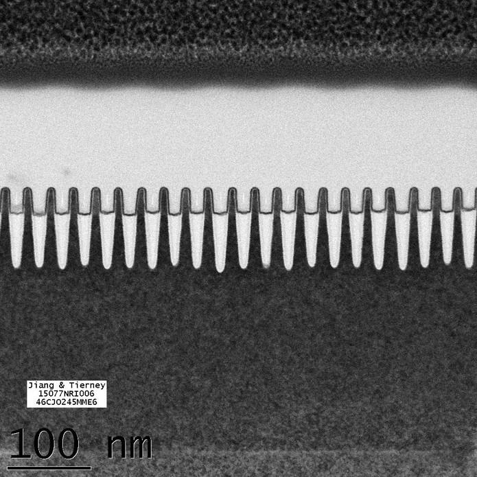 Tamanho diminuto impõe novos desafios ao desenvolvimento de chips (Foto: Reprodução/IBM)