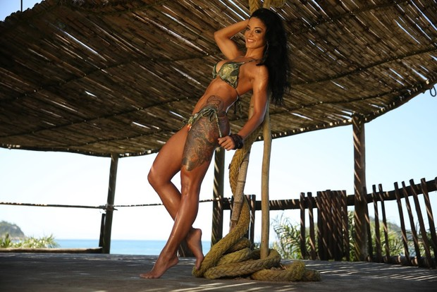 Jennifer de Paula (Foto: Davi Borges / MF Models Assessoria )