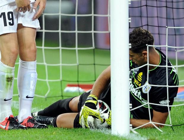 Antonio Mirante, Juventus x Parma (Foto: Agência Getty Images)