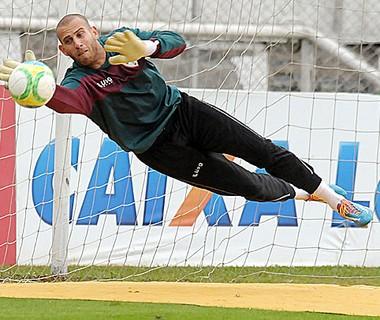 Rafael Santos Portuguesa (Foto: Divulgação/Portuguesa)