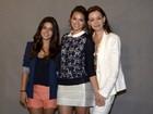 Elenco de 'Em família' lança novela das nove