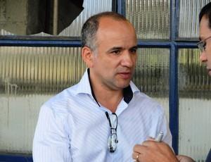 Robertinho da Padaria São José (Foto: Arthur Costa/ Globoesporte.com)