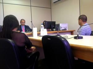 Mutirão agiliza processos de violência contra mulher (Foto: Fabiana Figueiredo/G1)