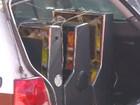 Seis máquinas caça-níqueis são apreendidas em bar de São José
