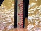 Nível do Rio Vermelho sobe e deixa população em alerta em cidade de MT