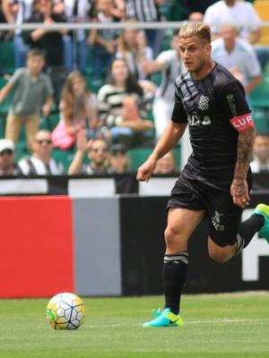 Rafael Moura Figueirense x Santa Cruz (Foto: Luiz Henrique/Figueirense FC)