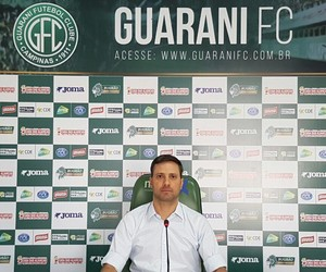 Marcus Vinícius Beck executivo Guarani (Foto: Gabriel Ferrari / Guarani FC)