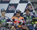 Márquez imbatível, jejum de Lorenzo, e Rossi incansável: o GP da Alemanha