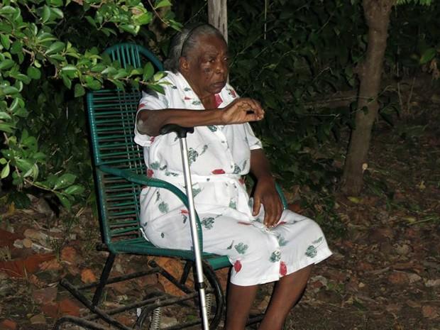 Denil Prata Jardim era matriarca e dirigente da Casa das Minas do Maranhão (Foto: Divulgação)