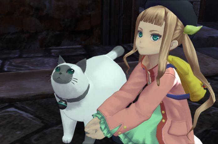 A história da personagem Elle é fundamental para entender a história de Tales of Xillia 2 (Foto: Reprodução)