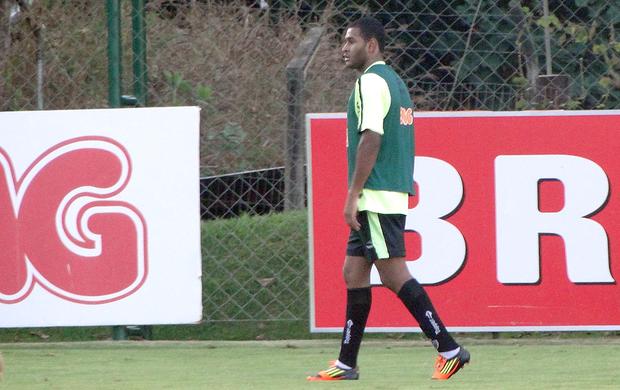 Paulo Henrique, atacante do Atlético-MG (Foto: Fernando Martins / Globoesporte.com)