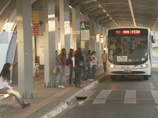 Prefeitura de Limeira mapeia fraude no uso da gratuidade no transporte  (Foto: Reprodução/EPTV)