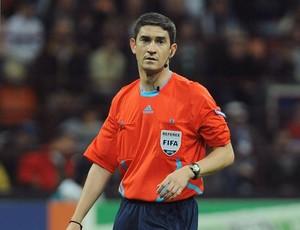 Undiano Mallenco, árbitro de Barcelona x Real Madrid (Foto: Getty Images)