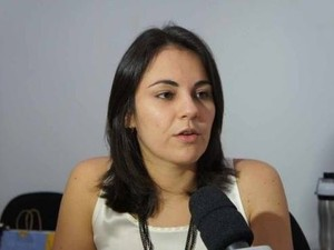 Delegada falou sobre investigações (Foto: SSP/SE)