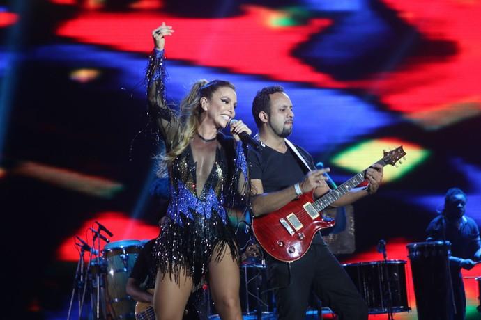 Cantora participou pela 18ª vez do Festival de Verão Salvador (Foto: Bruno Concha/Ag. Haack)