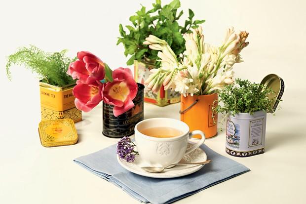 Chás ajudam a limpar o organismo (Foto: Marcel Valvassori/Arquivo Vogue Brasil)