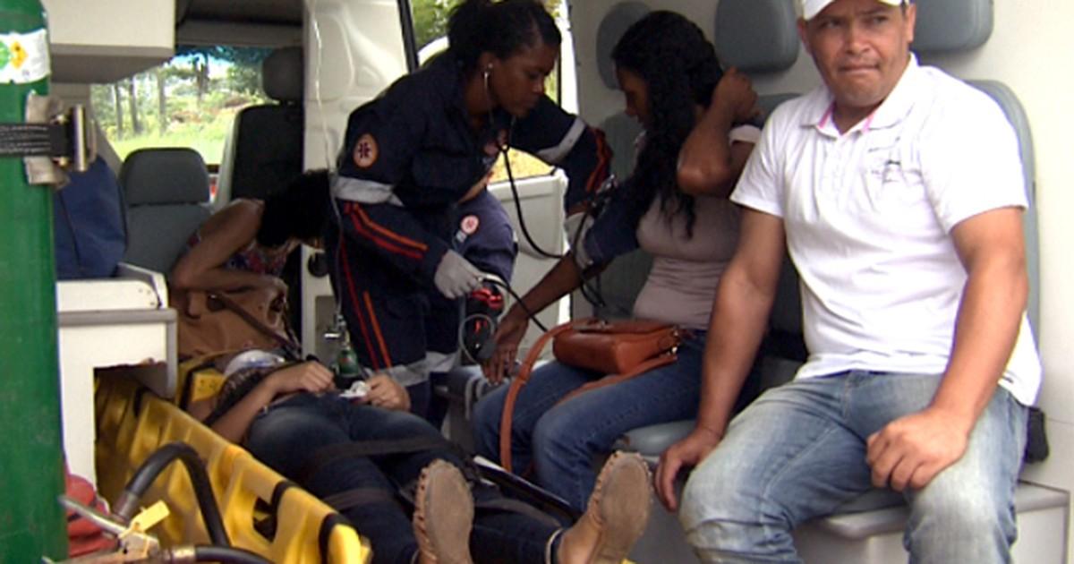Colisão entre dois ônibus deixa feridos na SP- 101, em Hortolândia - Globo.com