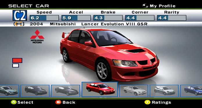Forza Motorsport marcou a estreia da série (Foto: Reprodução)