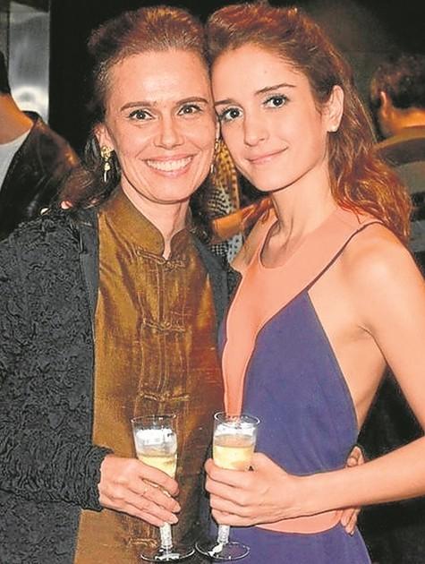Susana Ribeiro e Suzana Castelo (Foto: leo ladeira)